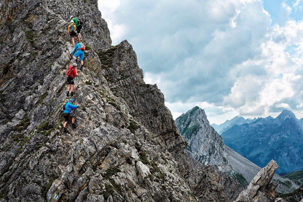 Kletterausrüstung Vorarlberg : Kletterurlaub in damüls vorarlberg berghotel madlener