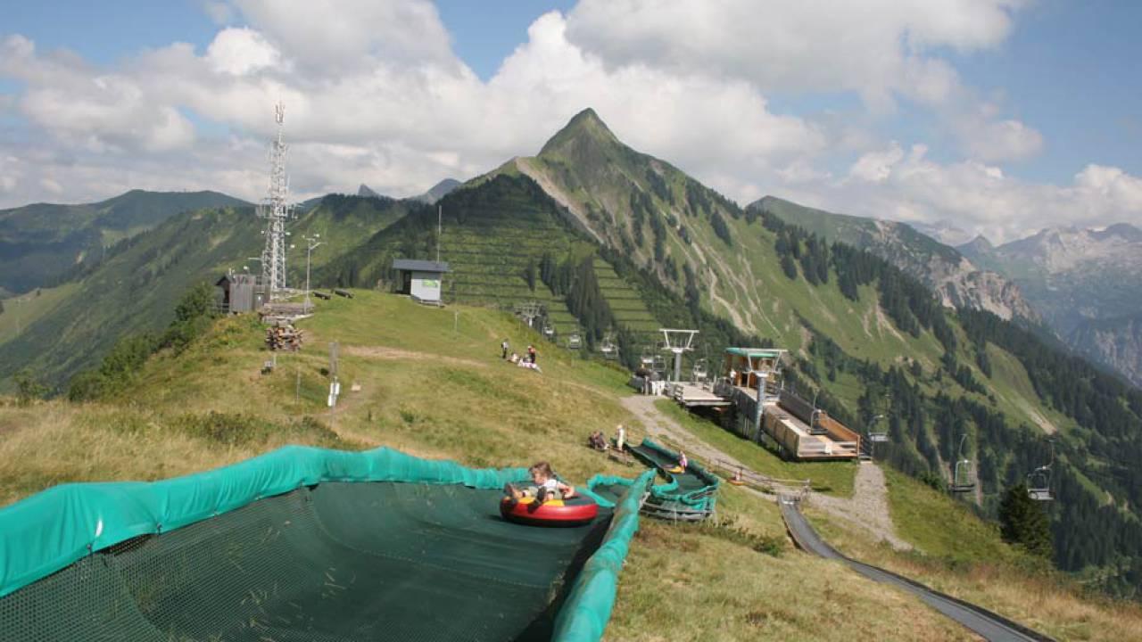 Fun Erlebnisse Im Sommer In Vorarlberg Berghotel Madlener