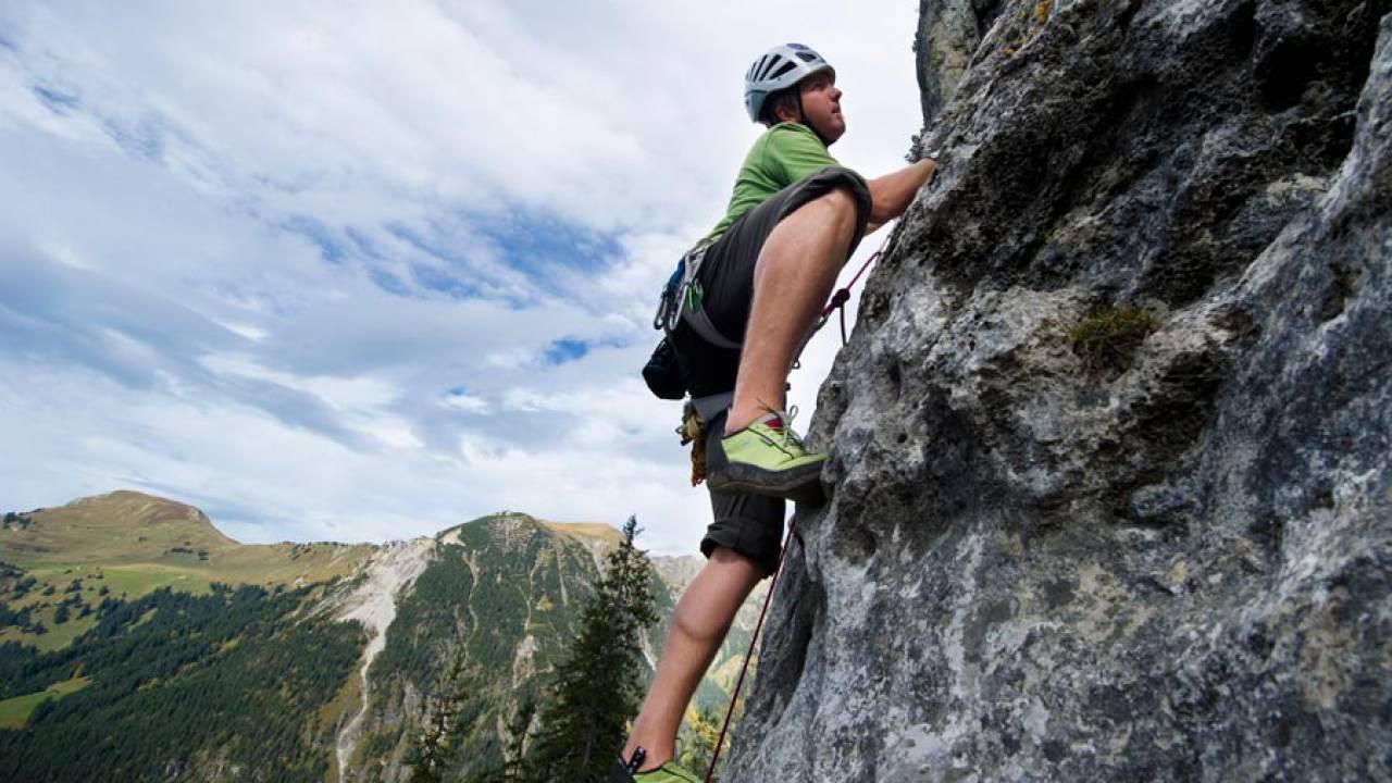 Kletterausrüstung Prüfen : Kletterurlaub in damüls vorarlberg berghotel madlener