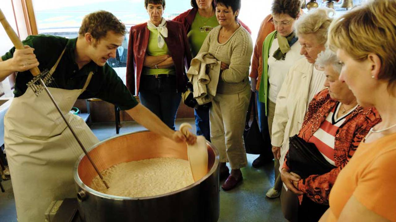 Dairies in Vorarlberg